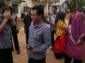 Anggota DPRD dapil Kundur (Rasno, dan Suharsono) saat menggelar pertemuan dengan warga. (foto: Setwan DPRD Karimun)