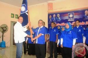 Hamid Rizal Lantik Kepengurusan DPD PAN Karimun