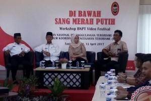 BNPT Selenggarakan Lomba Video Antiradikalisme di Tanjungpinang