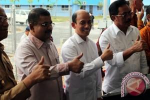 Gubernur Minta Bupati Karimun Bangun Jalan Industri
