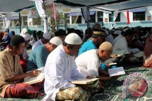 150 Penghuni Rutan Karimun Khatam Al Quran