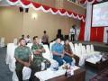 Sejumlah pejabat menghadiri rapat paripurna DPRD Kepri dengan agenda penyampaian Ranperda tentang Perubahan Perda Retribusi Daerah dan Pajak Daerah. (foto: Humas DPRD Kepri)