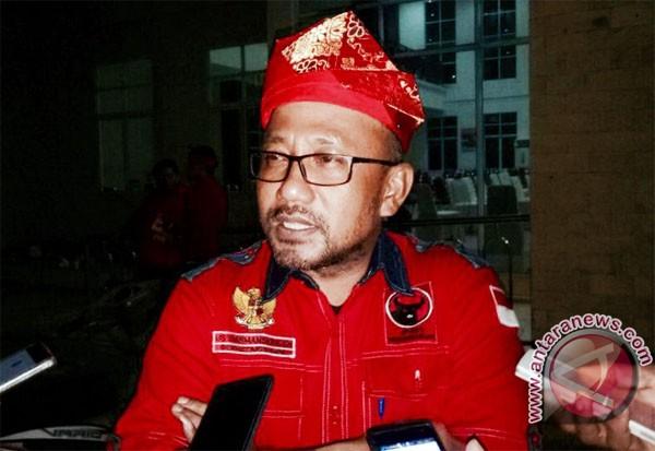 PDIP Bangun Komunikasi Cawagub dengan Partai Pengusung