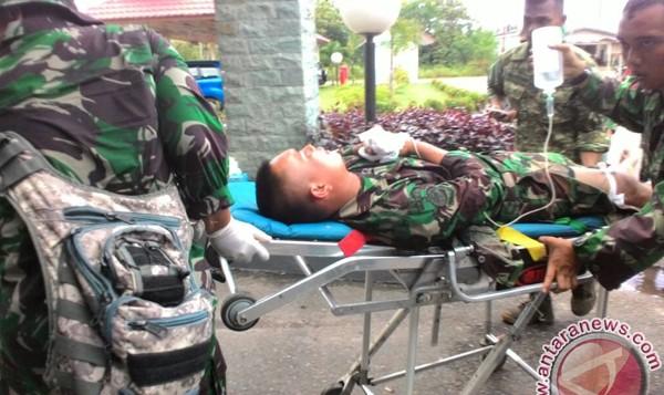 Empat Prajurit Gugur dalam Kecelakaan Latihan di Natuna