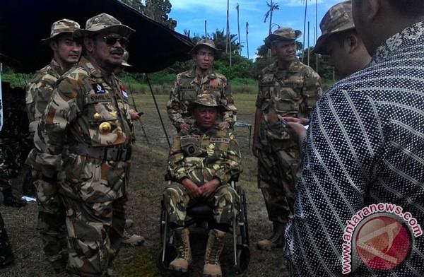 Gubernur se-Indonesia Hadiri Latihan PPRC di Natuna