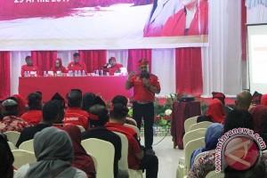 PDIP Perkuat Basis Internal Jelang Pilkada Serentak