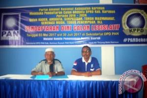 PAN Karimun Buka Pendaftaran Calon Anggota Legislatif