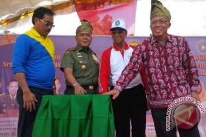 Kodam Bukit Barisan Perkuat Pertahanan Daerah Maritim