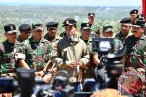 Presiden Berduka Empat Prajurit Gugur di Natuna