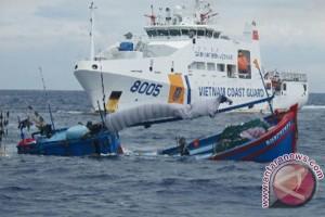 "Petugas Patroli PSDKP Diduga Ditangkap ""Coast Guard"" Vietnam"