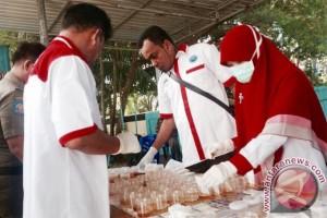 BNN Tes Urine Ratusan Pol PP Tanjungpinang