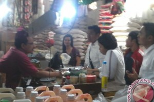 Satgas Pangan Sidak Pasar dan Gudang Daging