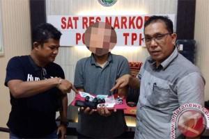 WN Malaysia Ditangkap Selundupkan Sabu ke Tanjungpinang