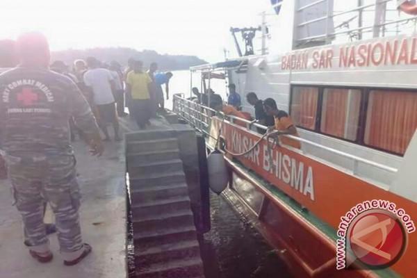 Dua Jasad Korban Kapal Tenggelam di Senayang Ditemukan
