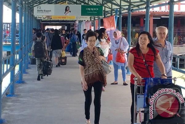 Arus Balik Pelabuhan SBP Tanjungpinang Capai 5 Ribu