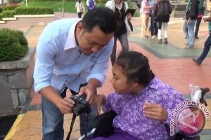 PFI Kepri Latih Penyandang Disabilitas Ilmu Fotografi