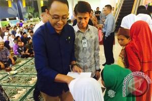 Angkasa Pura II Tanjungpinang Gunakan CSR untuk Santunan