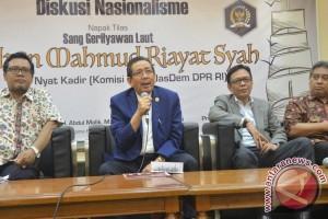 Fraksi Nasdem DPR Dukung Sultan Mahmud Pahlawan Nasional