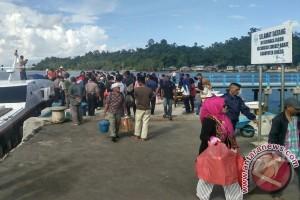 Dishub Lingga Siagakan Kapal Tambahan Antisipasi Mudik