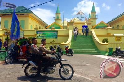 65 Polisi Amankan Rotfes Festival Pulau Penyengat