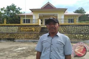 Desa Pasir Panjang Dukung Kemtan Bangun Karantina Sapi