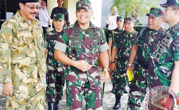 Panglima TNI Kunjungi Pulau Terdepan Kepri