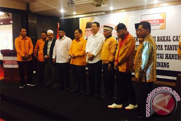 Hanura Rekomendasikan Lima Bakal Calon ke DPP