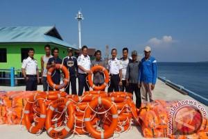 Dishub Lingga Imbau Transportasi Laut Perhatikan Keselamatan