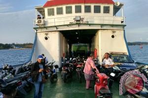 Roro KMP Paray Kembali Beroperasi Pekan Depan