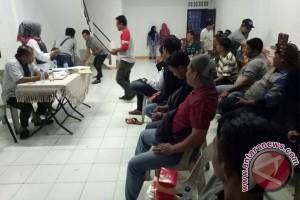 """Wartawan """"Online"""" Tanjungpinang Pilih Ketua IWO"""