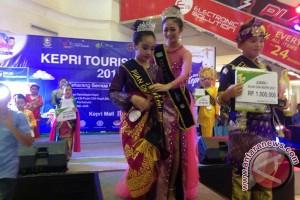 Muthiara Maharani Terpilih sebagai  Puan Cilik Kepri