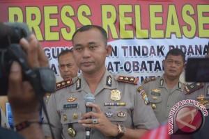 Polisi Gagalkan Penyeludupan 12 Ton Serbuk Pil