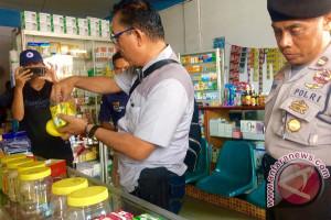 Tim Gabungan Tanjungpinang Razia Pil PCC