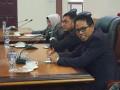 Anggota Komisi III Sjarifuddin dan Jumadi.