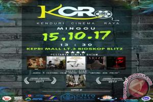 Film Produksi Antara Kepri Tayang di Blitz Theater