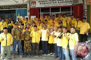 Partai Golkar Karimun: Mendaftar untuk Menang