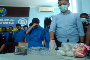 BNNP Kepri Amankan 2.314 gram Sabu-Sabu