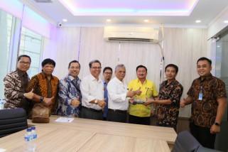 Kunjungan Komisi II DPRD Kepri ke KKP