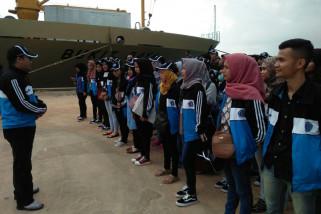 179 mahasiswa Stisipol KKN di Natuna