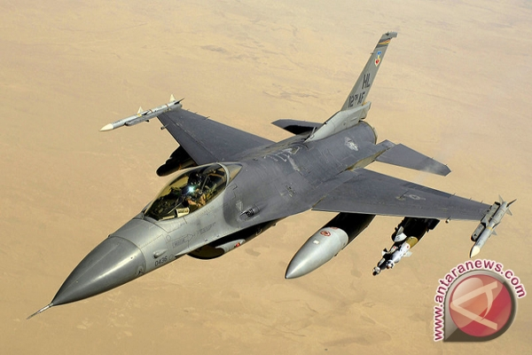 Irak Segera Diperkuat F-16