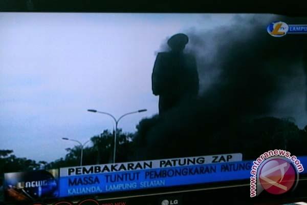 Gubernur Lampung Kecam Aksi Pembakaran Patung ZAP