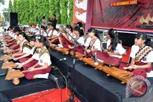 22.132 Peserta Ujian SD Di Lampung Tengah