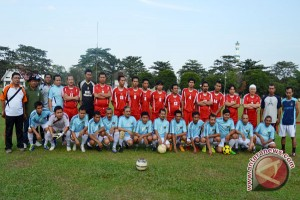 Bola - GMP Bekuk PWI Lampung 5-1