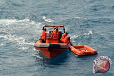 KM Sinar Mutiara sinks in the sea of Ketapang