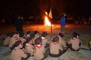 Api Unggun Pramuka