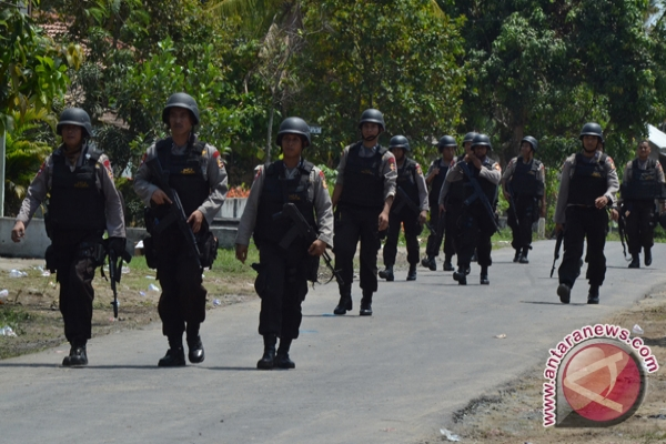 Perbatasan Lampung-Sumsel Dijaga Ketat