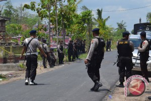 Cegah Bentrok Susulan, Ratusan Polisi Berjaga