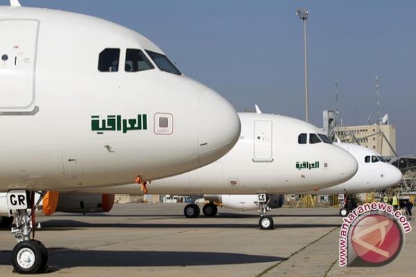Maskapai Irak Kembali Terbang Ke Kuwait
