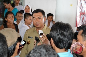 Realisasi PAD Lampung Selatan Hampir Rp100 Miliar