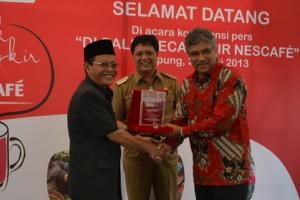 Nestle Bantu Petani Kopi Lampung